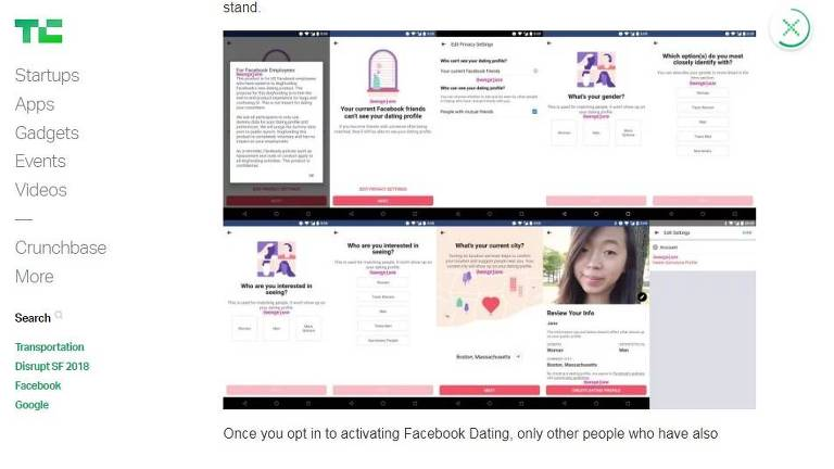 Font dating site