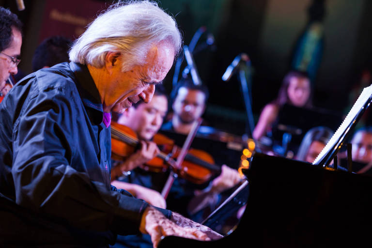 Maestro João Carlos Martins e a Bachiana Filarmônica Sesi-SP