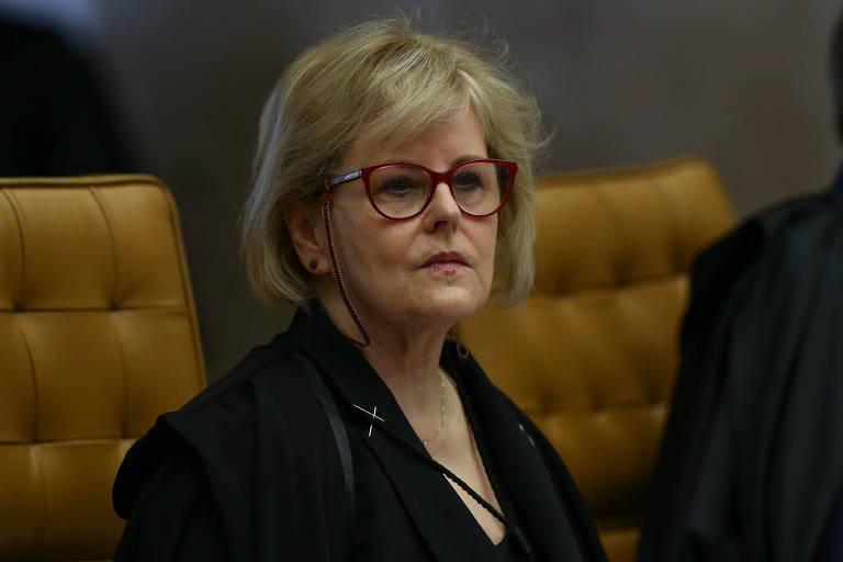 A ministra Rosa Weber, que assumiu a presidência do TSE