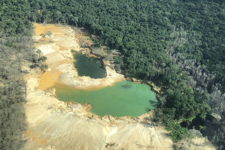 Exército inicia implantação de bases fixas para asfixiar garimpo em Roraima