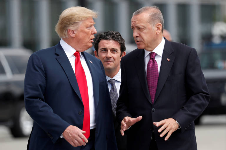 Entenda conflito entre Turquia e EUA que fez derrubar os mercados