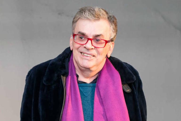 O autor de novelas  Walcyr Carrasco