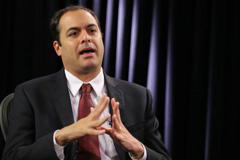 Paulo Câmara (PSB), que busca a reeleição para o governo de Pernambuco