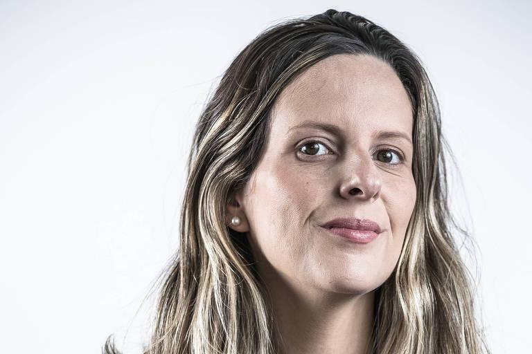 A escritora, roteirista e colunista da Folha Tati Bernardi