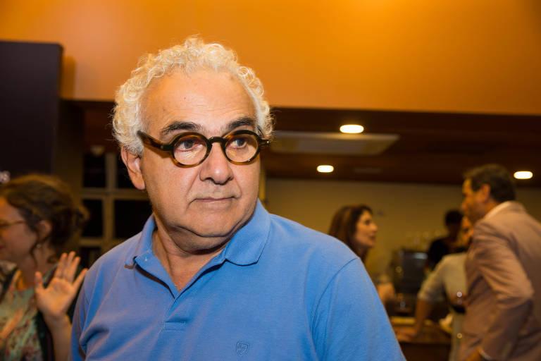 O escritor amazonense Milton Hatoum