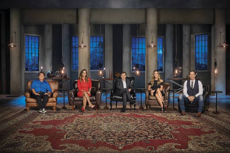 Terceira temporada do Shark Tank Brasil