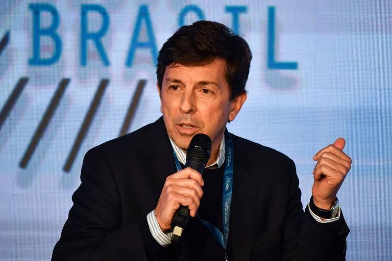 João Amoêdo, candidato do Novo à Presidência