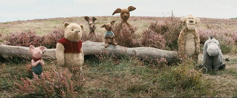 'Christopher Robin: Um reencontro inesquecível' - O filme do Ursinho Pooh