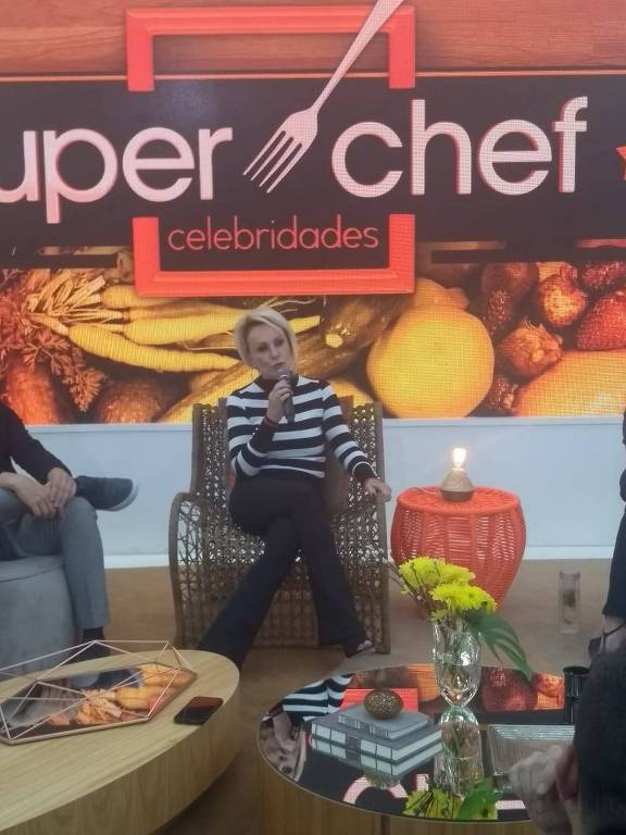 'Super Chef Celebridades 2018'