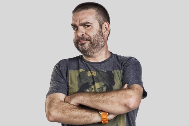 Marcos Chiesa, o Bola, ex-programa Pânico