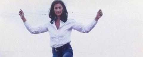 A atriz e bailarina Marina Mesquita ORG XMIT: ZpAq4qMi40-5WDI805ks