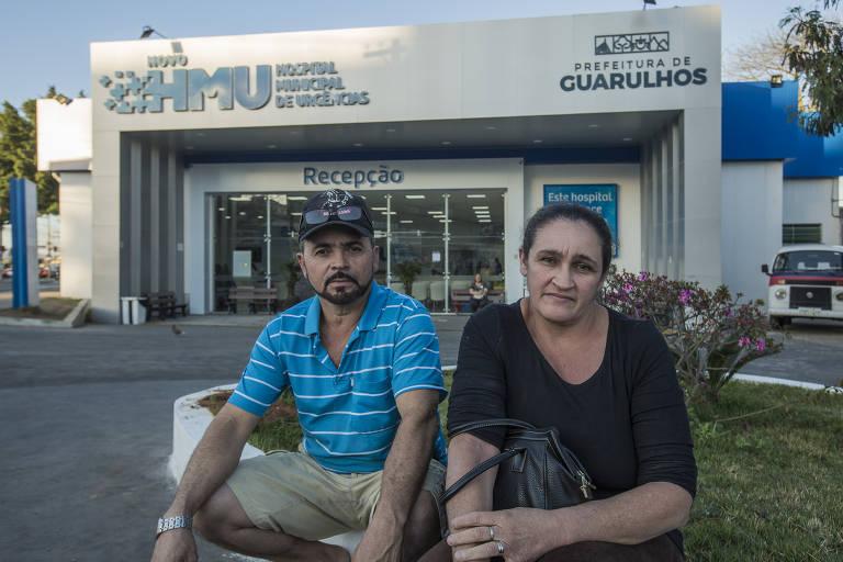 Crise em hospitais de Guarulhos