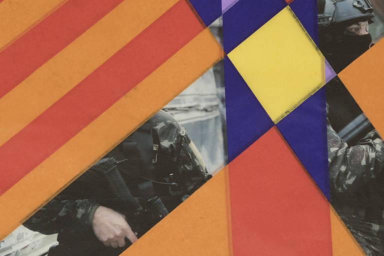 Exposição 'Herois Nunca Celebram Vilões' do artista Igor Vidor