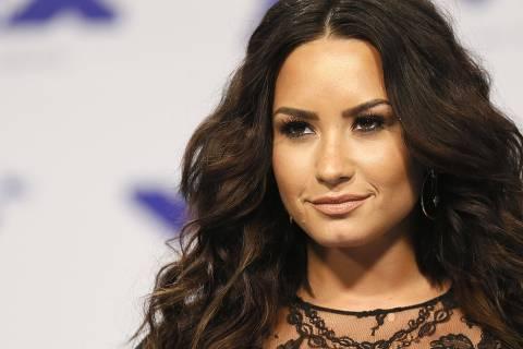 2017 MTV Video Music Awards ? Arrivals ? Inglewood, California, U.S., 27/08/2017 - Demi Lovato. REUTERS/Danny Moloshok