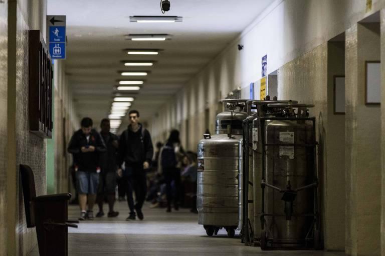 Campus da Universidade Federal do Rio de Janeiro
