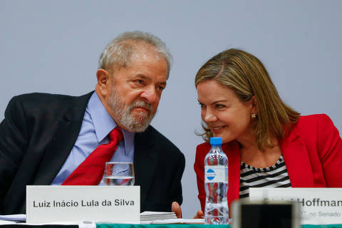 MPF diz que Lula tenta ludibriar regras e pede esclarecimentos sobre visitas de Haddad e Gleisi