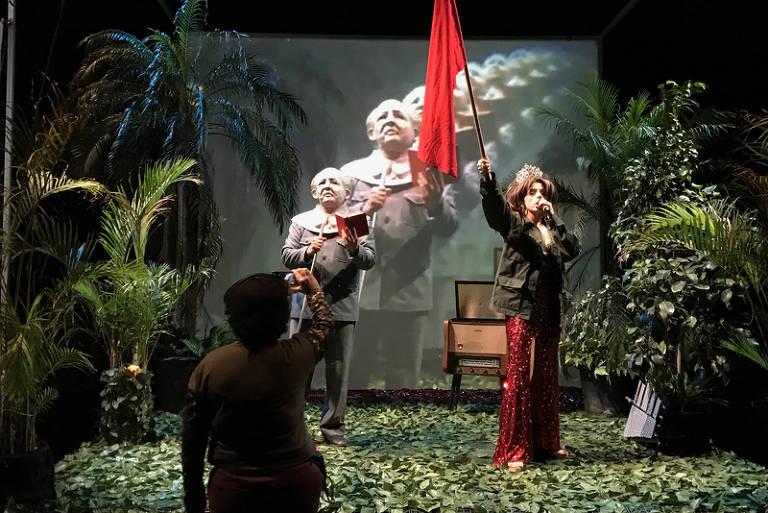"""Festival Mirada 2018: """"La Despedida"""", do grupo colombiano Mapa Teatro"""