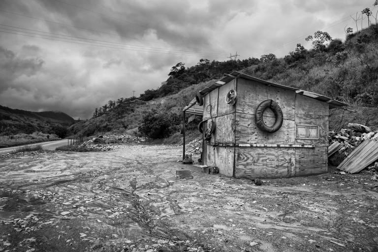 Exposição 'Paisagem Ambulante 381', de Daniel Moreira