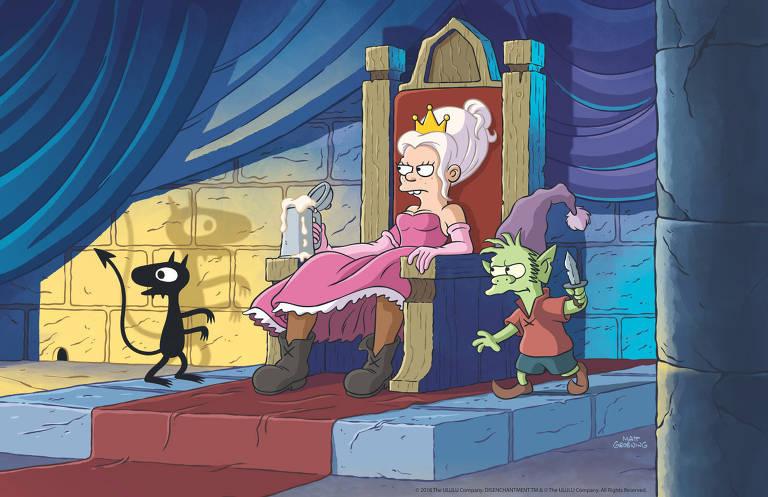 '(Des)Encanto': Nova série da Netflix, dos criadores de 'Os Simpsons'