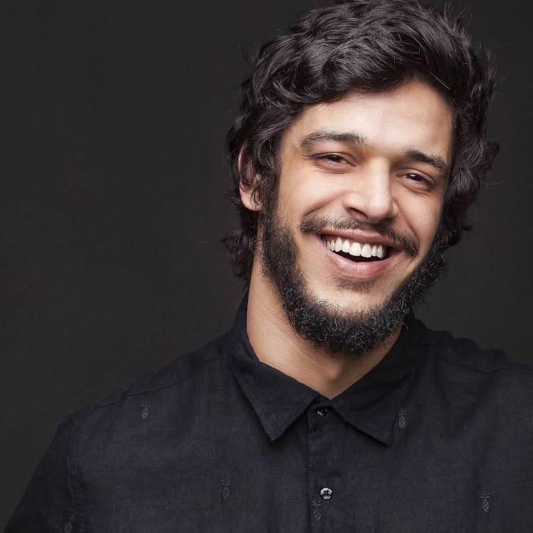 O ator Pedro Lamin