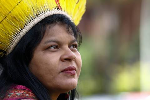 Sonia Guajajara, vice de Boulos, usa nome indígena com amparo da legislação