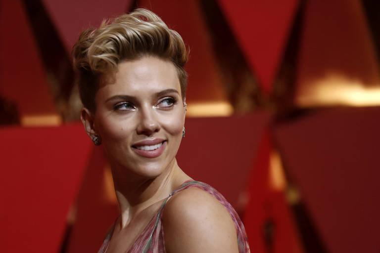 Scarlett Johansson recebe US$ 40,5 milhões e lidera lista das atrizes mais bem pagas