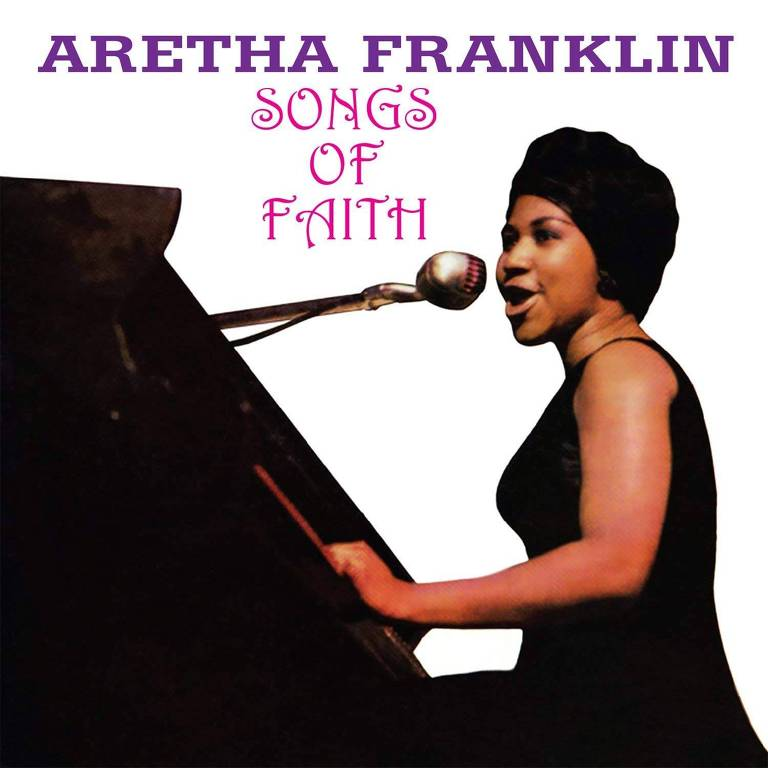 Top 10 de álbuns da Aretha Franklin