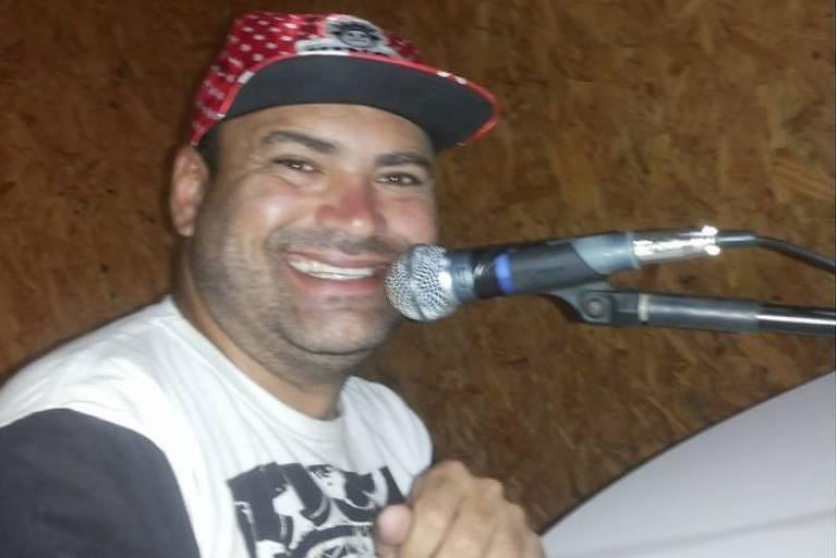 Marlon de Carvalho Araújo, radialista que foi assassinado na Bahia
