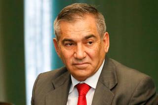 O ex-ministros Gilberto Carvalho (Secretaria-geral)
