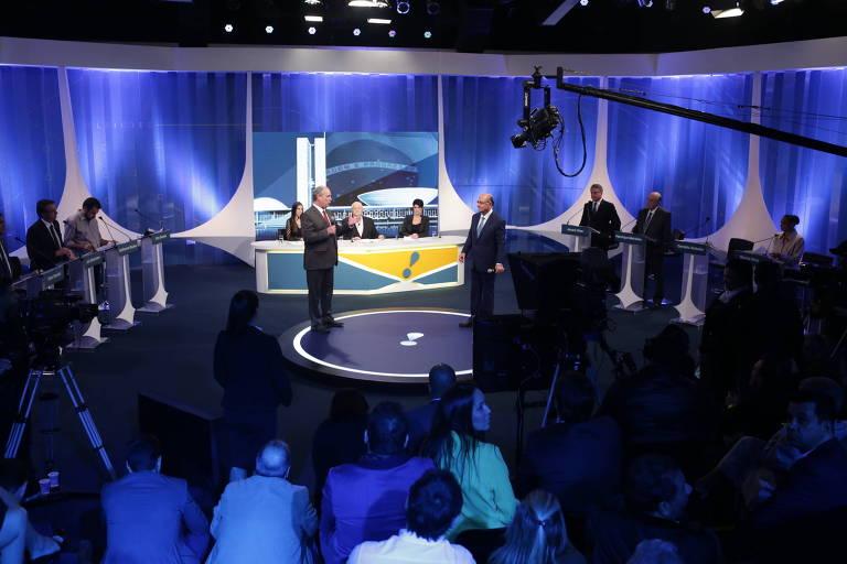 Debate com os candidatos à Presidência na RedeTV!