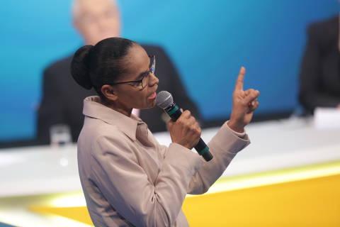 Embate com Bolsonaro antecipa estratégia de campanha de Marina Silva