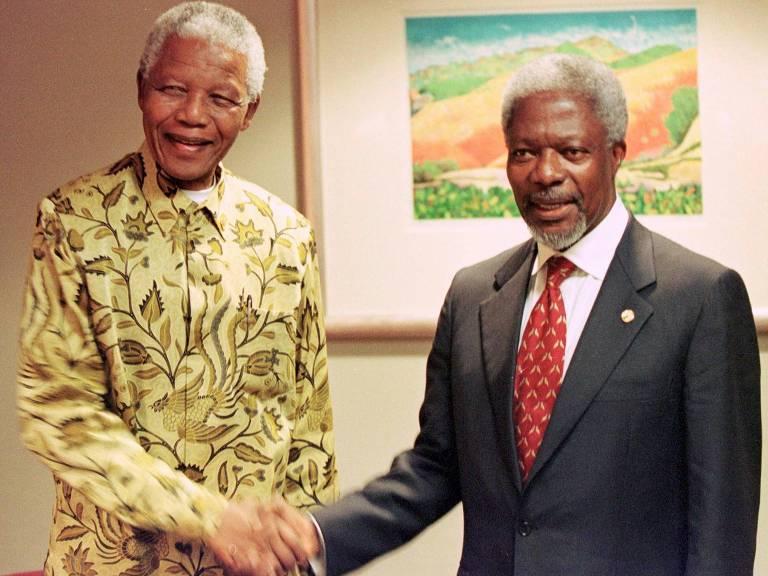 Morte de Kofi Annan