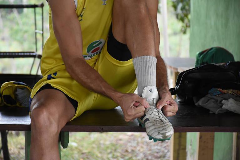 Atlético Acreano dribla falta de estrutura para subir no futebol brasileiro