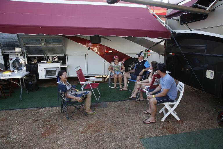 Camping da Festa do Peão de Boiadeiro de Barretos