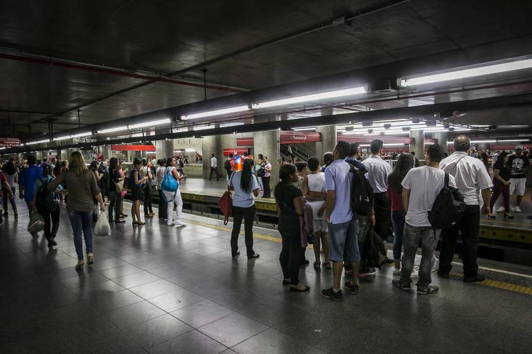Estação Praça da Sé do Metrô de São Paulo
