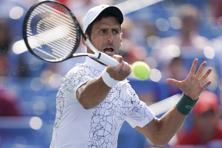 Djokovic vence Federer e se torna primeiro campeão de todos os Masters 1000
