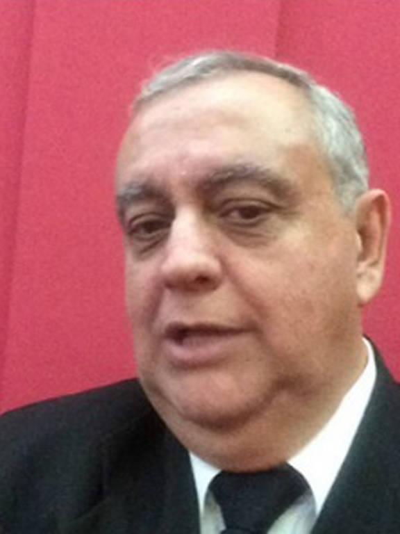 O juiz de São Paulo Marcello Holland Neto, que tenta voltar ao cargo