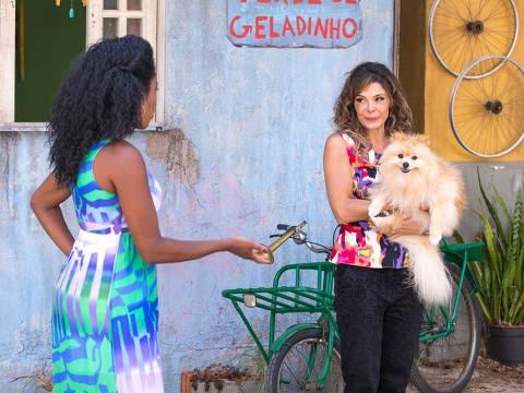 As Aventuras de Poliana - Arlete e Veronica procuram p cachorros ababdonados na Comunidade DIREITOS RESERVADOS. NÃO PUBLICAR SEM AUTORIZAÇÃO DO DETENTOR DOS DIREITOS AUTORAIS E DE IMAGEM