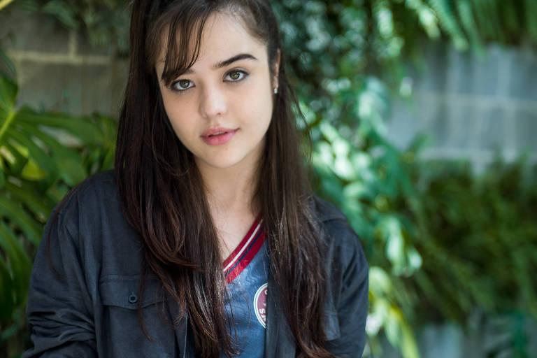Bella Piero como Sofia em 'Malhação - Vidas Brasileiras'