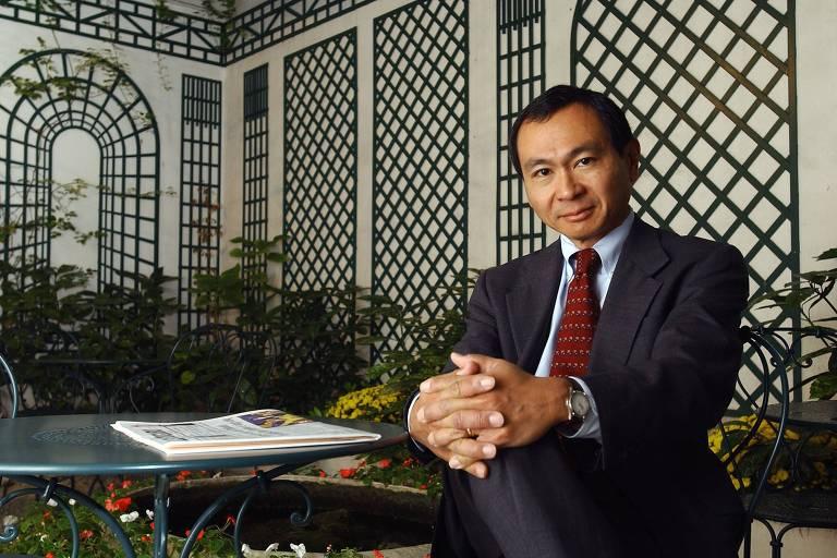 Cientista político Francis Fukuyama