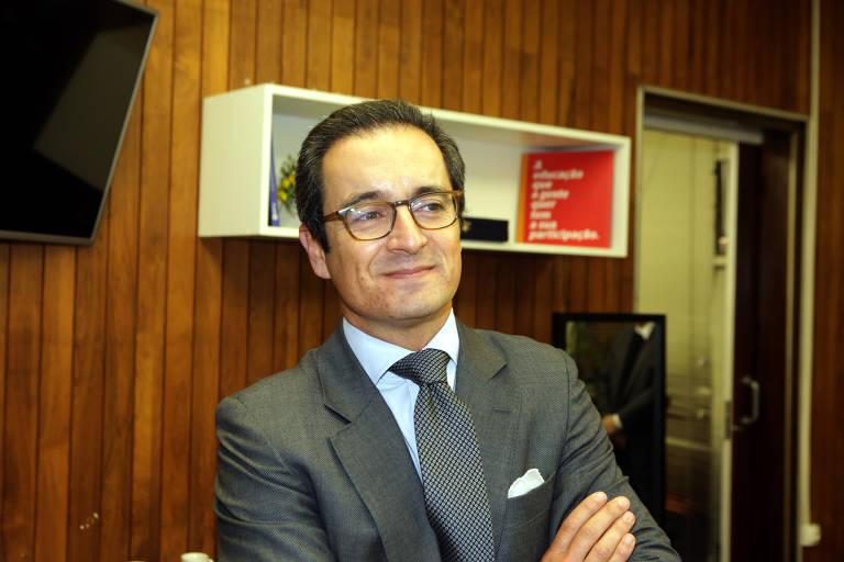 """Paulo Lourenço recebe o título """"Cidadão Paulistano""""."""