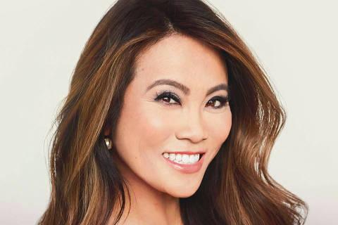 Doutora e apresentadora Sandra Lee , também conhecida como Pimple Popper .  Credito: Divulgação ORG XMIT: l-P-IRczMZUy1nHxXQSx