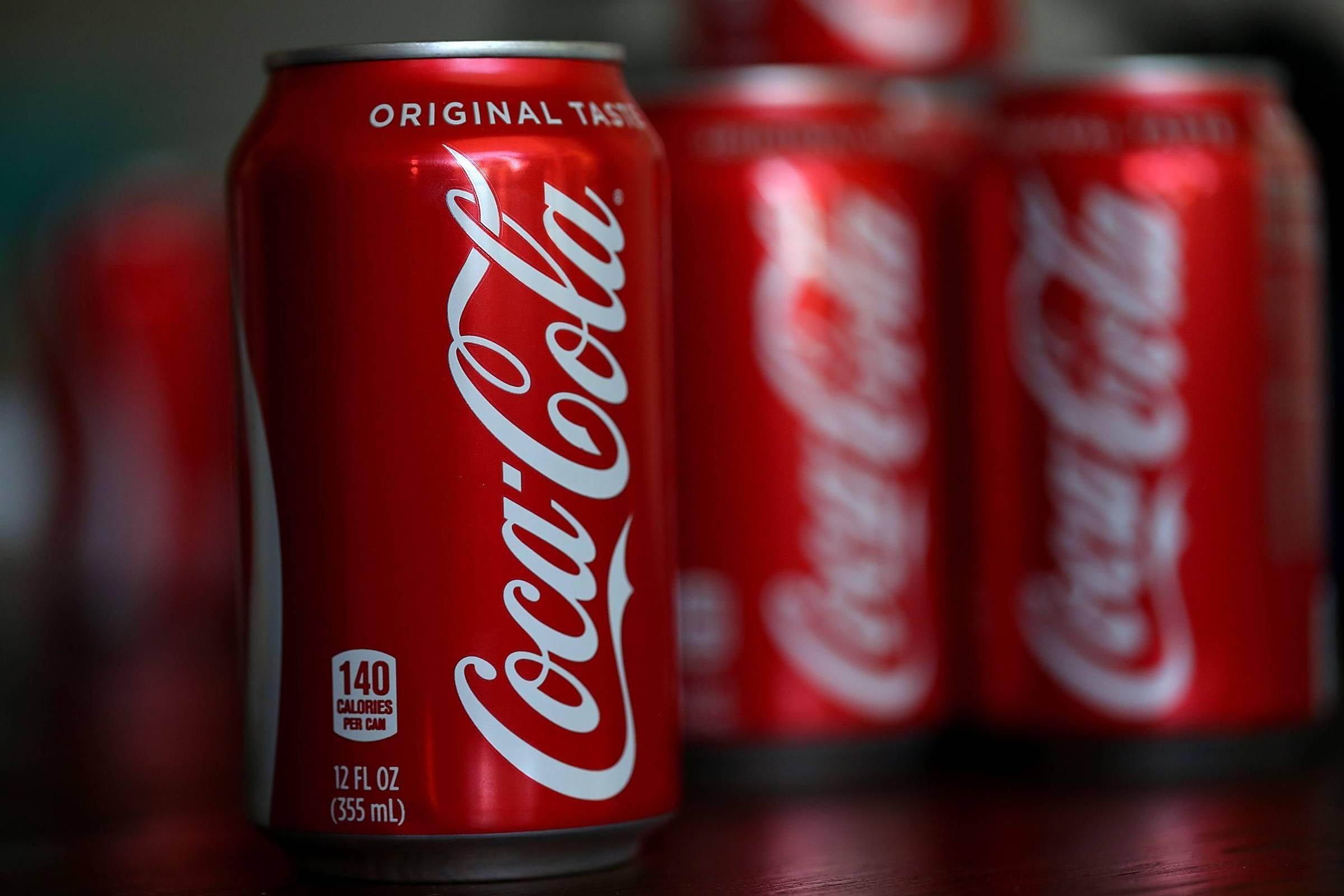 Coca-Cola está de olho em mercado de bebidas com infusão ...