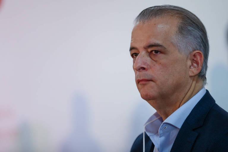 O ex-governador de São Paulo Márcio França