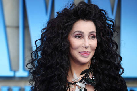 FILE PHOTO: Cher attends the world premiere of Mamma Mia! Here We Go Again at the Apollo in Hammersmith, London, Britain, July 16, 2018. REUTERS/Hannah McKay/File Photo ORG XMIT: TOR410