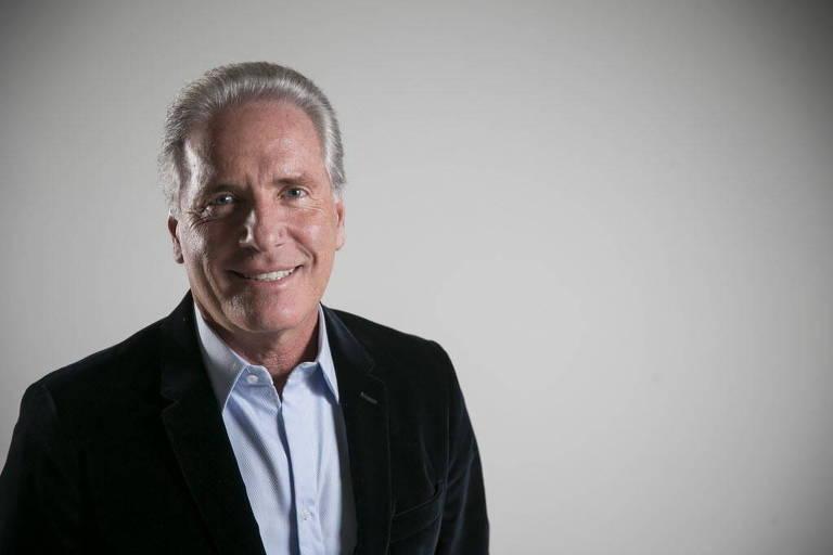 O apresentador e empresário Roberto Justus