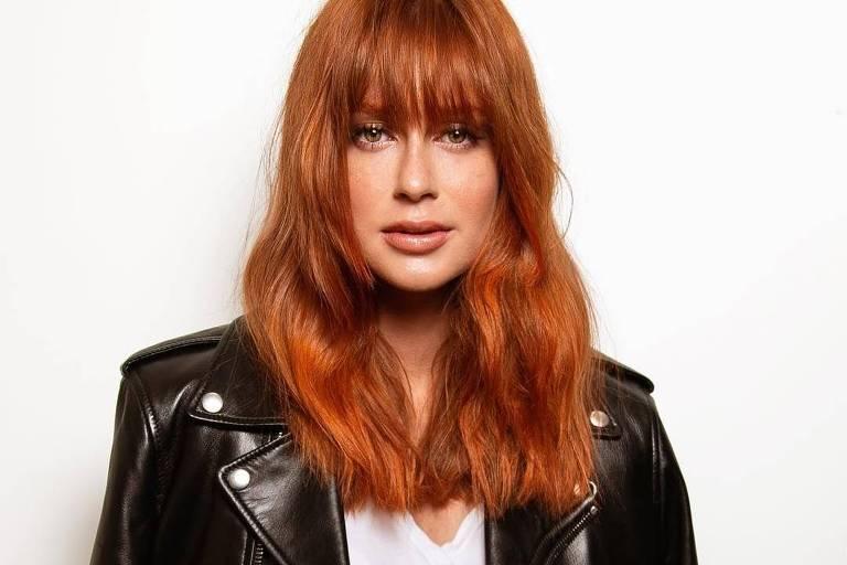3b1f222e83f84 F5 - Colunistas - Cabelo, Make   Mais - Novo cabelo de Marina Ruy ...
