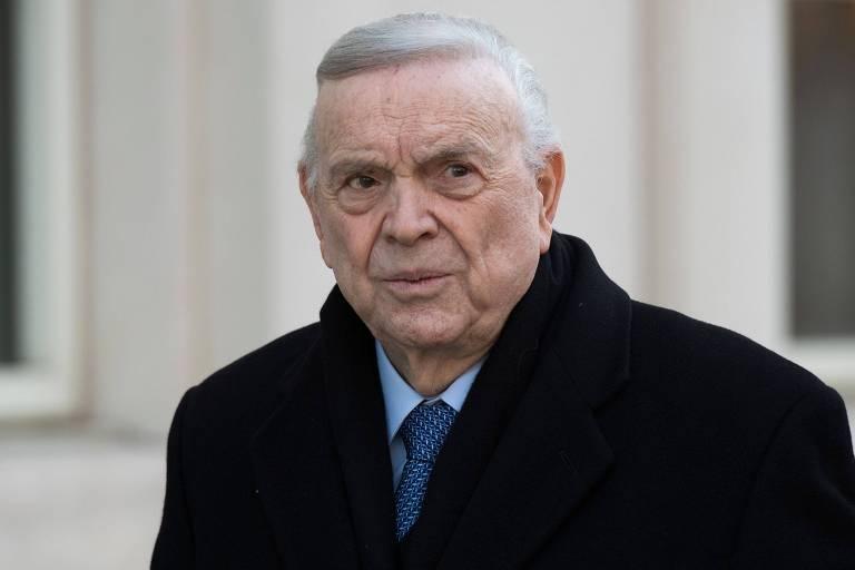 O ex-presidente José Maria Marin foi condenado nesta quarta-feirta (22) a quatro anos de prisão