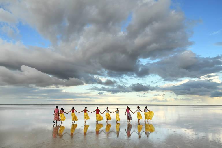 Vila do Céu, na Ilha de Marajó, entra na rota do turismo após virar destino de fotógrafos