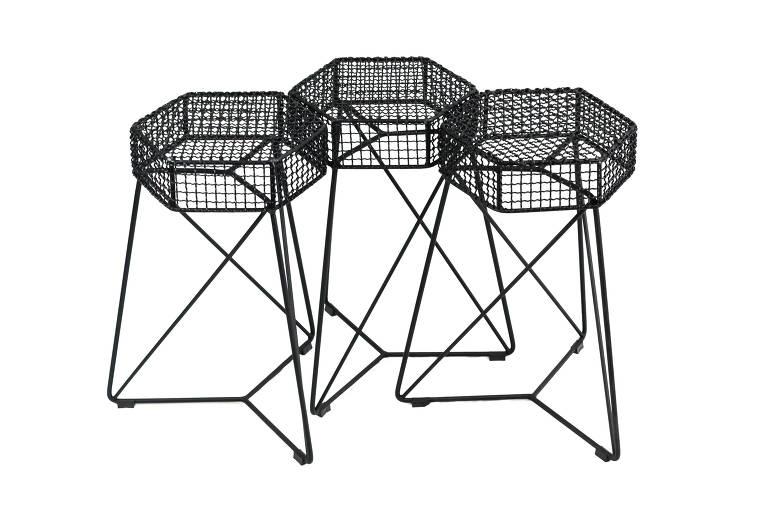 Dez itens hexagonais para a decoração da sua casa